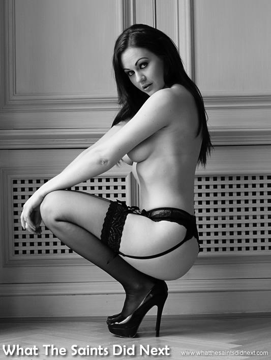 Regular modelling work is still a big part of Tina Kay's career.