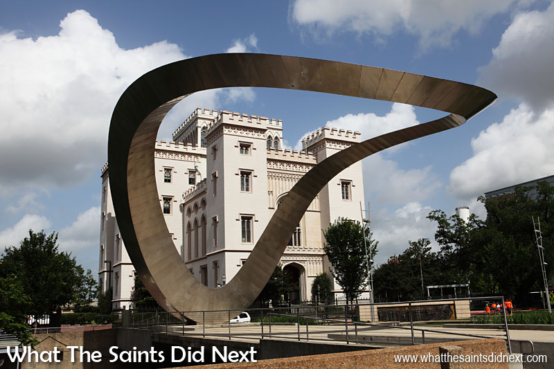 The Artists From Baton Rouge, Louisiana | What The Saints ...