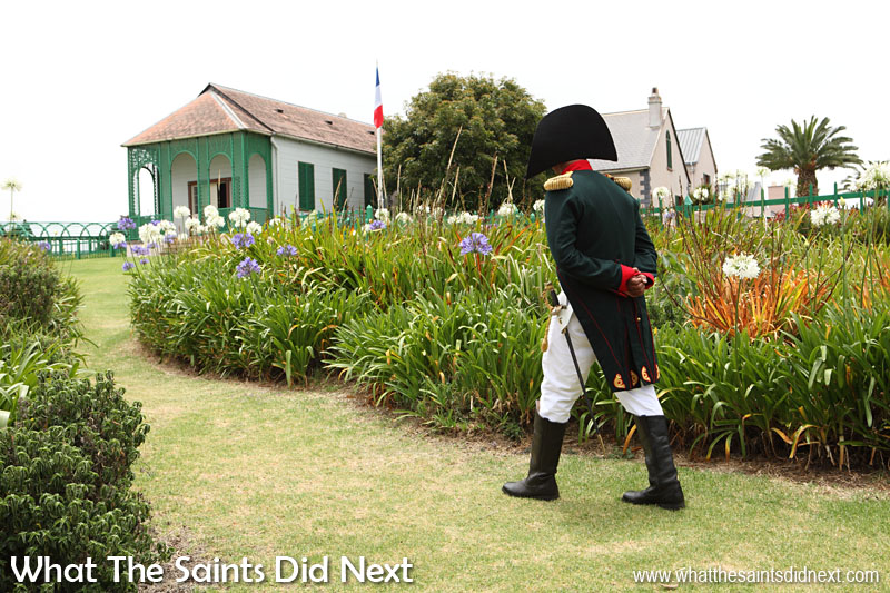 St helena napoleon moves into longwood house what the for Longwood house