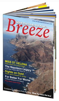 Breeze e-magazine, issue 1, by What The Saints Did Next 2015 - Photography magazine produced on St Helena Island available for free to all blog subscribers.