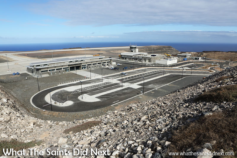how to get to st helena island from south africa