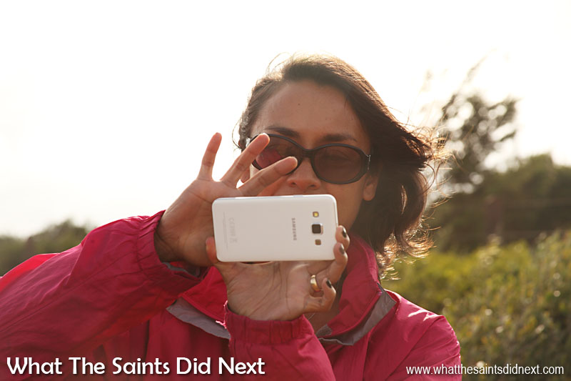 Set Camera To Highest Resolution - Most mobiles nowadays have decent cameras and can take surprisingly good pictures, my Samsung Galaxy A3 has 8MP resolution. Tips For Better Mobile Photography