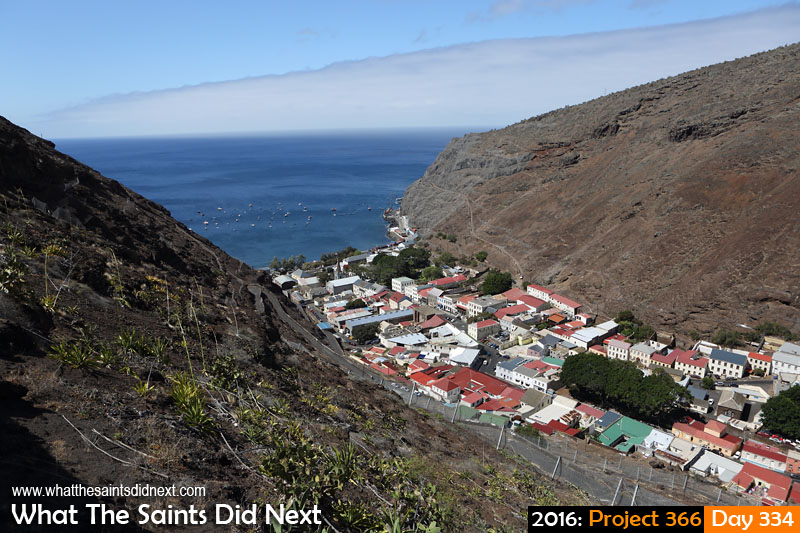 'Chapecoense' 29 November 2016, 14:37 - 1/640, f8, ISO-200 What The Saints Did Next - 2016 Project 366 Jamestown, St Helena.