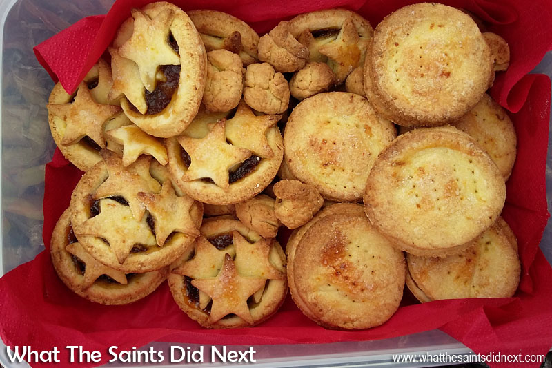 On the airport stakeout menu today, lovely mince pies, fresh from the oven where they stayed perhaps a little tiny bit too long! RAF, C-130J Hercules at St Helena Airport.