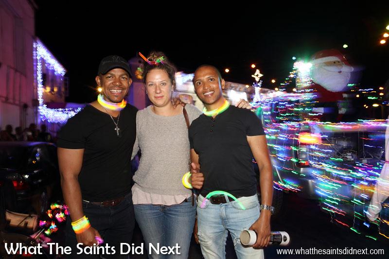 St Helena Island's Festival of Lights 2016.