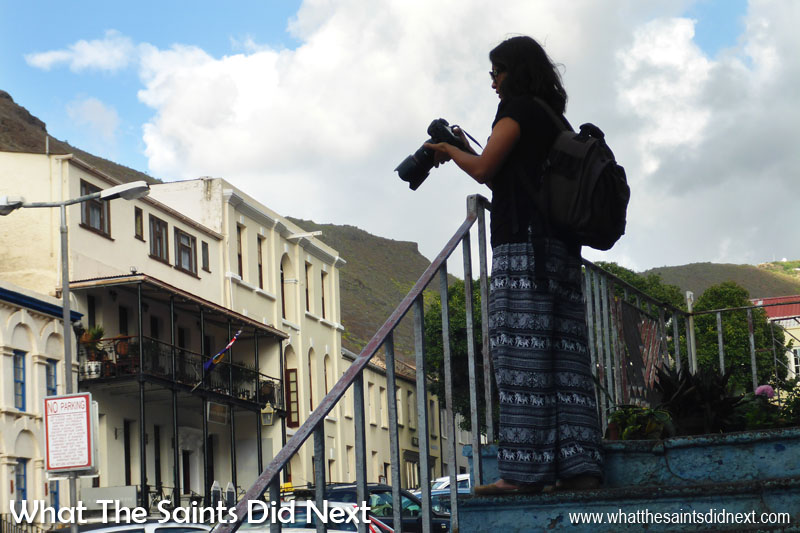 'Searching For Breadcrumbs in Jamestown' documents our own connection and favourite charms of St Helena's capital. This blog post was put together over a number of weeks and many visits with the camera and voice recorder.