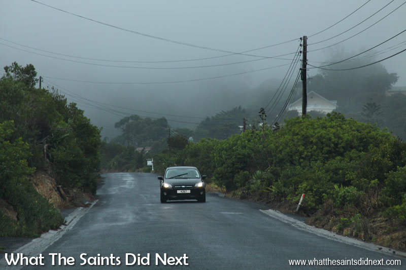 For a year that ended in a drought, things began so differently. Our photography excursions in January seemed to be plagued by rain and poor weather. This day driving through Seaview was typical of the month. St Helena 2016: The Year In Review