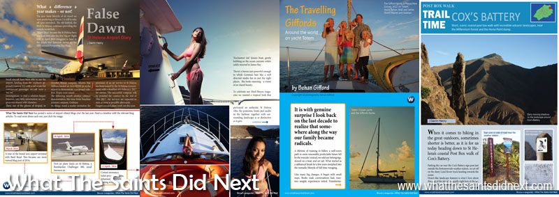 Breeze 3 e-magazine is another 66 page special, with a colourful layout designed to bring our blog followers a variety of fascinating photo-stories. This is a snippet of what's inside issue 3.