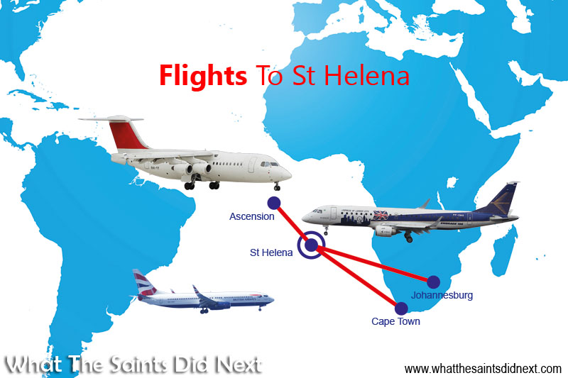 Flights to St Helena Airport on a regular, commercial basis, are expected to begin in 2017 after a government tender for the provision of air services closed on Monday 6 February. The successful tender will be announced before the end of May 2017. Details of service should be announced at the same time.